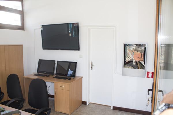 Община Баните - информационни киоски