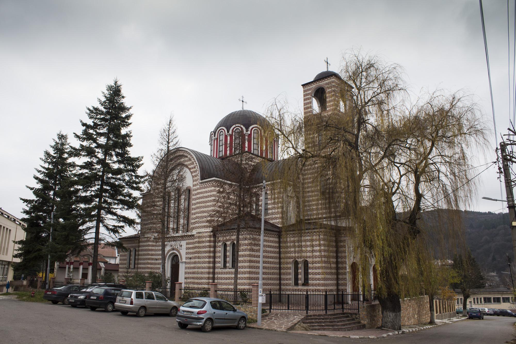 Община Брезник - информационни киоски