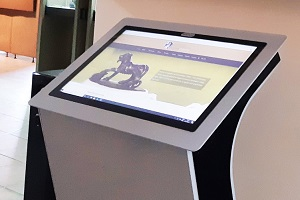 Интерактивен киоск InfoDart SHi272T