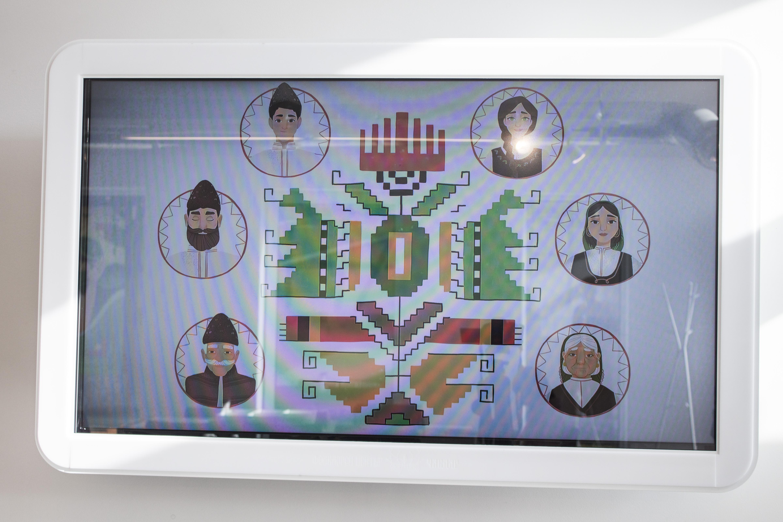 Интерактивен киоск InfoDart WHi325L